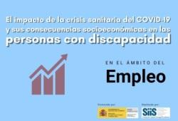Banner de la investigacion sobre COVID-19 y discapacidad en el empleo