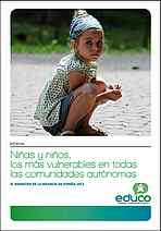 El riesgo de pobreza infantil en España