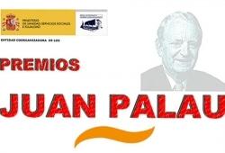 Cartel Premios Juan Palau