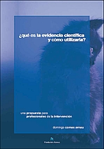 La evidencia científica en la intervención social