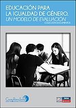 Educación para la igualdad de género. Un modelo de evaluación