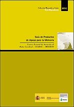 Guía de productos de apoyo para la memoria