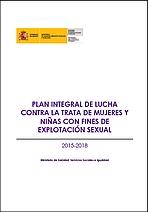 Plan de lucha contra la explotación sexual 2015-2018