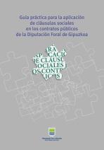 Guía sobre claúsulas sociales en los contratos de la Diputación Foral de Gipuzkoa