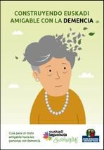 Guía para un trato amigable hacia las personas con demencia