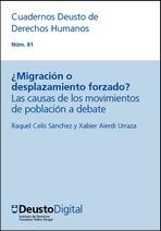 ¿Migración o desplazamiento forzado?