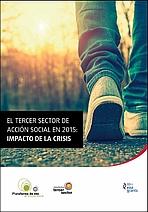 El impacto de la crisis en el tercer sector de acción social