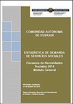 Encuesta de Necesidades Sociales 2014