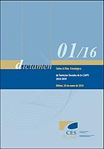 Dictamen del CES sobre el Plan de Servicios Sociales de la CAPV