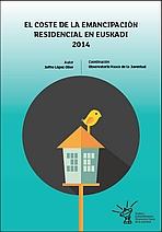 El coste de la emancipación residencial en Euskadi 2014