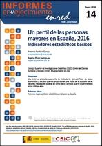 Las personas mayores en España 2016