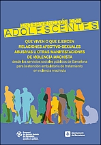 Adolescentes y violencia de género: intervención desde los servicios sociales