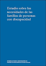 Necesidades de las familias de personas con discapacidad