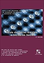 Guía de comunicación sobre vulnerabilidad, empleo e inclusión social
