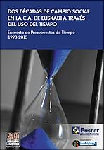 Uso del tiempo y cambios sociales en Euskadi