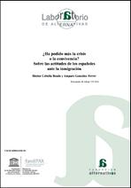Actitudes de la sociedad española frente a la inmigración: perspectiva comparada