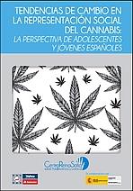 Cambios en la representación del cannabis entre adolescentes y jóvenes