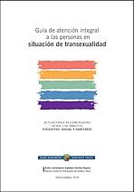Guía de atención a las personas en situación de transexualidad