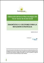 Elaboración del tercer Plan Estratégico del Tercer Sector de Acción Social