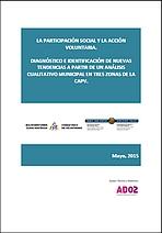 Tendencias en la participación social y la acción voluntaria en la CAPV
