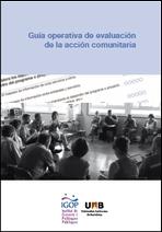 Guía operativa de evaluación de la acción comunitaria