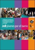 Experiencia de aprendizaje-servicio con jóvenes del barrio