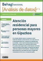 Atención residencial para personas mayores en Gipuzkoa