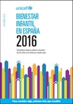 Situación de la infancia en España 2016