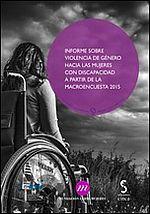 Violencia de género hacia las mujeres con discapacidad en España