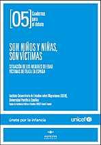 Situación de los menores de edad víctimas de trata en España