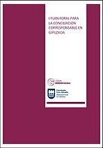 I Plan Foral para la Conciliación Corresponsable en Gipuzkoa