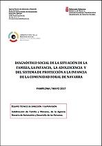 Diagnóstico de la situación de la familia y la infancia en Navarra