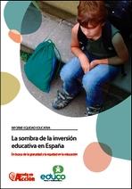 La falsa gratuidad y equidad educativas en España