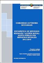 Estadística de servicios sociales y acción social