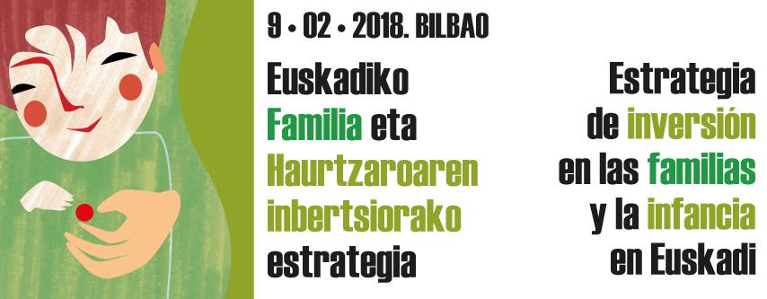Estrategia de inversión en las familias y la infancia en Euskadi