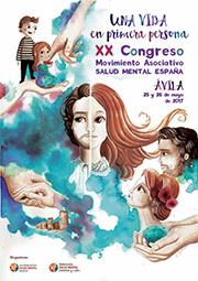 Cartel XX Congreso Salud Mental España