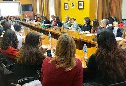 Foto de la jornada sobre transparencia y buenas prácticas