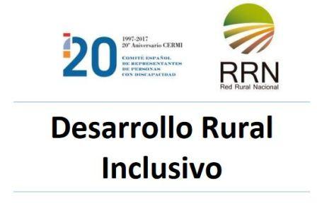 Resultado de imagen de cermi desarrollo inclusivo