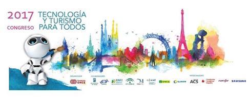 Logo Congreso Internacional de Tecnología y Turismo para Todas las Personas