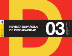 Portada de la Revista Española de Discapacidad Vol. 3, Núm. 2