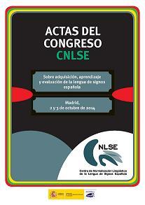 Actas CNLSE 2014
