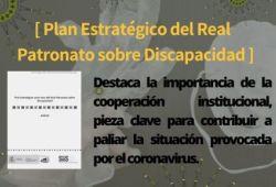 Imagen de portada del Plan estrategico del Real Patronato