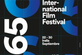 Cartel del 65 Festival de Cine de San Sebastián