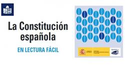 Imagen de portada de La Constitución Española en lectura fácil