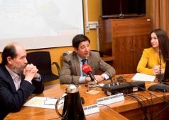 Foto de la presentación del 'Estudio de Discapacidad de Niños y Adolescentes con Cáncer en España'