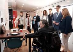Presentación de la casa inteligente y accesible en Jerez de la Frontera
