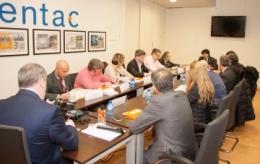 Reunión del Patronato del CENTAC