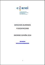Derechos humanos y discapacidad en España