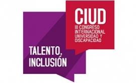 Cartel Congreso Universidad y Discapacidad