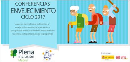 Cartel conferencia Atención Centrada en la Persona